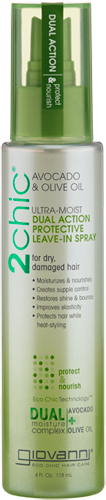 Giovanni Ultra-moist Avocado and Olive Protective Leave in Spray