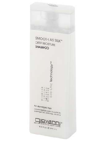 Giovanni Smooth as Silk Shampoo 250 ml
