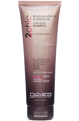 Giovanni Ultra sleek shampoo