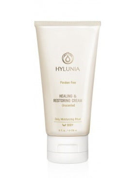 Hylunia Healing and restoring cream unscented