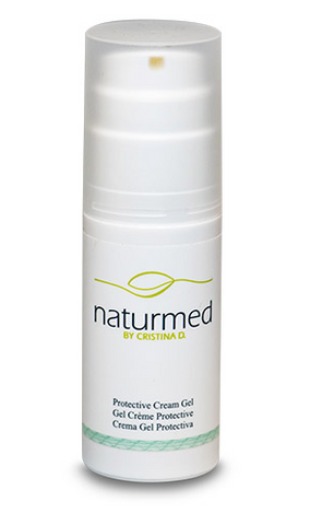 Naturmed Protective Cream Gel, Matte finish, for Oily, Combination Skin