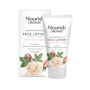 Nourish Organic Fresh Faced Cream Cleanser
