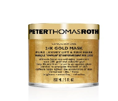 Peter Thomas Roth 24 K Gold Mask