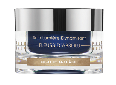 Pier Auge Luminescent Revitalising Treatment, Time Control, Anti- Age Fleurs D'Absolu