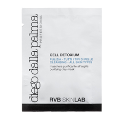 RVB Skinlab Purifying Clay Mask, 10 packages