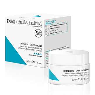 24 hour hydro Replenishing Cream, DDP Skinlab