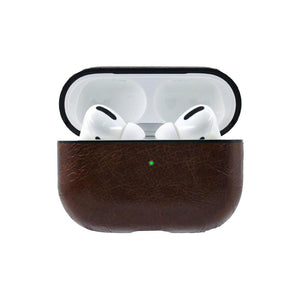 Luxury Leather Protective Case For Apple Airpods Pro - techypopcom