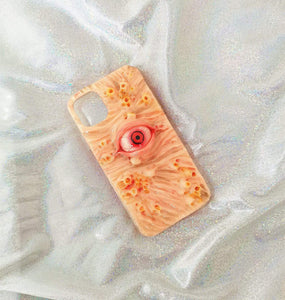 Techypop iPhone Case Always Watching Handmade Skin Series Designer iPhone Case For iPhone SE 11 Pro Max X XS Max XR 7 8 Plus