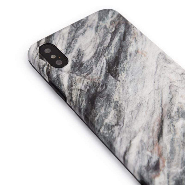 Grey Marble Silicone Shockproof Protective Designer iPhone Case For iPhone SE 11 Pro Max X XS Max XR 7 8 Plus - techypopcom