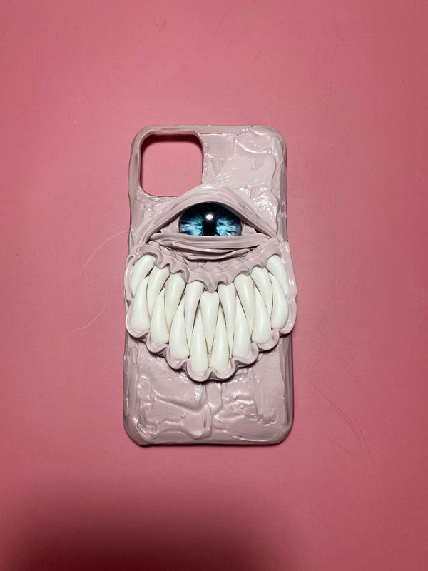 The Pink One Glow in the Dark Designer iPhone Case For iPhone SE 11 Pro Max X XS Max XR 7 8 Plus - techypopcom