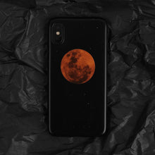 Load image into Gallery viewer, Red Moon Silicone Shockproof Protective Designer iPhone Case For iPhone SE 11 Pro Max X XS Max XR 7 8 Plus - techypopcom