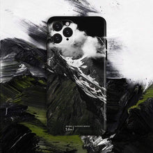 Load image into Gallery viewer, Smoke & Mountain Silicone Shockproof Protective Designer iPhone Case For iPhone SE 11 Pro Max X XS Max XR 7 8 Plus - techypopcom