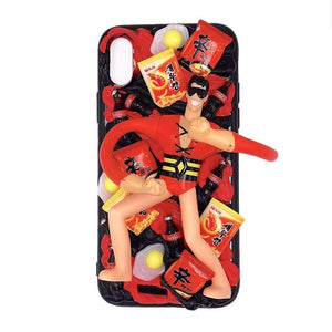 techypopcom iPhone Case The Muscle Man Handmade Designer iPhone Case For iPhone SE 11 Pro Max X XS Max XR 7 8 Plus