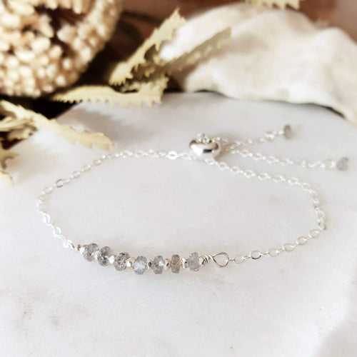 Occasion Bracelet | Sapphire | Sterling Silver