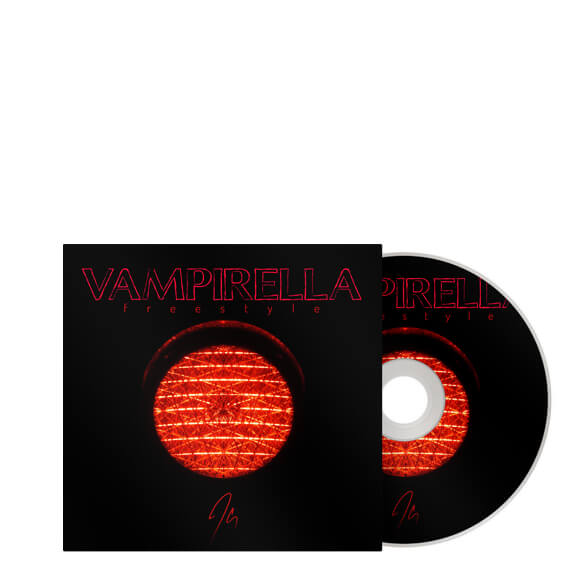 Vampirella Freestyle (Physical CD)