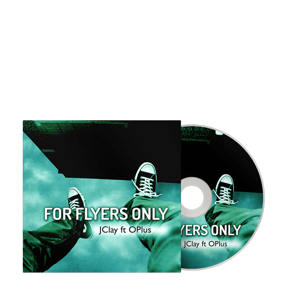 For Flyers Only (Physical CD)