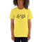 Le Fly - Let Go Unisex T-Shirt-Yellow-S-JClay Cares