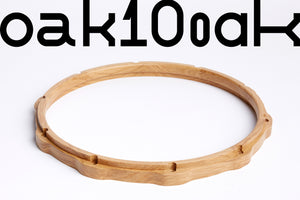 Oak Wooden Snare Drum Hoop 14'x10 - SIGU drums