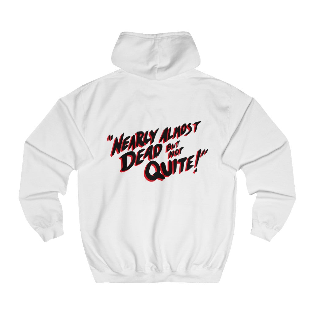 Nearly Almost - Unisex College Hoodie