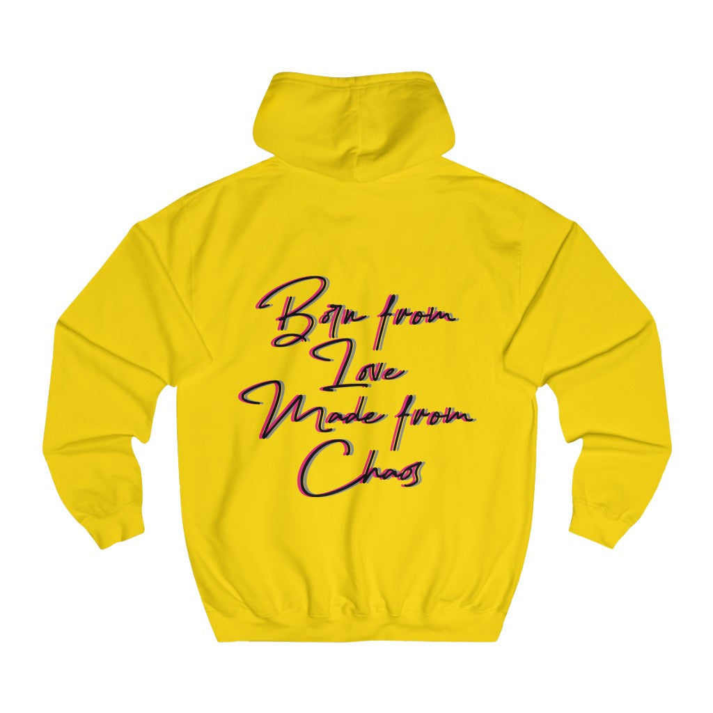 Born from Love - Unisex College Hoodie