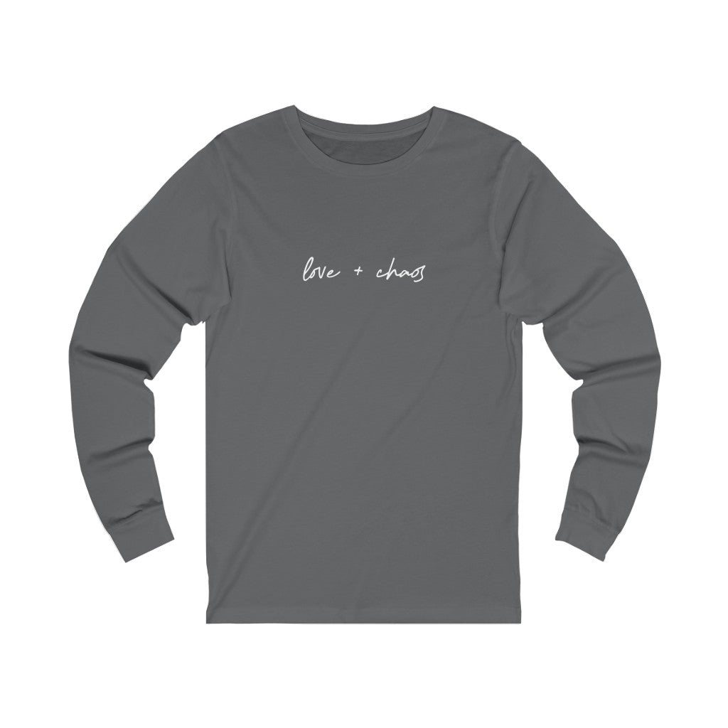 Tell Her - Unisex Jersey Long Sleeve Tee tbarchive.myshopify.com