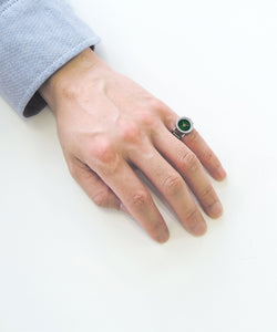lillecirkel LC003 green ring