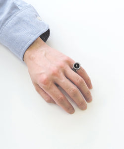 lillecirkel LC004 black ring