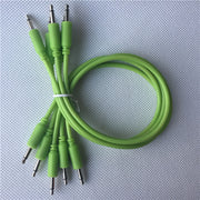 Glow-in-the-dark Eurorack Patch Cables (5 Pack)