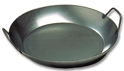 Bourgeat Blue Steel Paella Pans