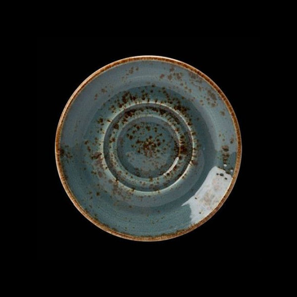 Steelite Craft Blue Saucer D/W L/S 14.5cm 5 3/4