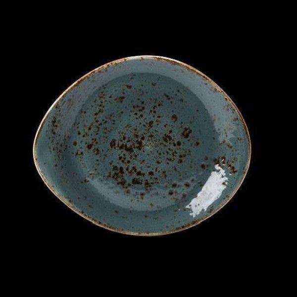 "Steelite Craft Blue Plate  15.5cm 6"" (Case Size 12)"