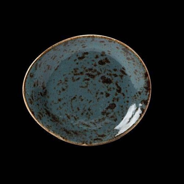 "Steelite Craft Blue Bowl  28cm 11"" 87.5cl (Case Size 12)"