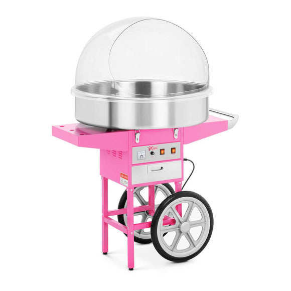 Commercial Candy Floss Machine- Incl. Wagon