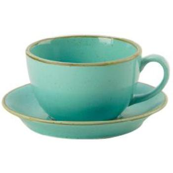 Porcelite Seasons Sea Spray Saucer 16cm/6.25