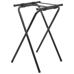 GenWare Black Metal Tray Stand