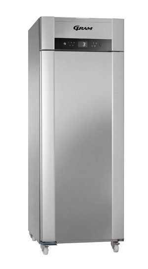 Gram Superior Twin Upright 614 Litre Freezer CCG-F84