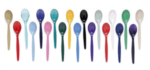 Polycarbonate Teaspoons (Pack Of 12)