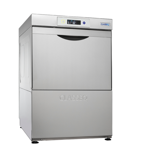 Under Counter Classeq D500P Dishwasher with Drain Pump - Cater-Connect