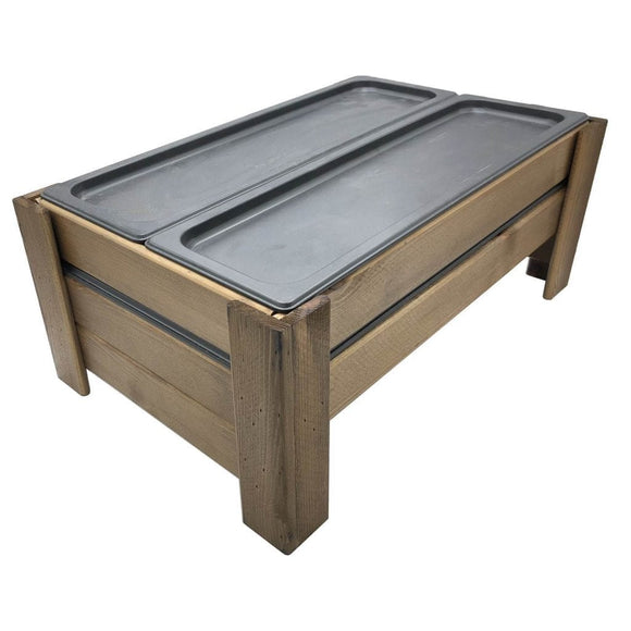 Rustic GN1/1 Gastronorm Chiller Display 556x352x220