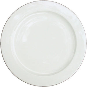 Alchemy White Plate - Cater-Connect