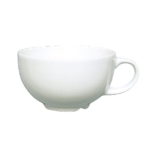 Alchemy White Cappuccino Cup 33cl - Cater-Connect