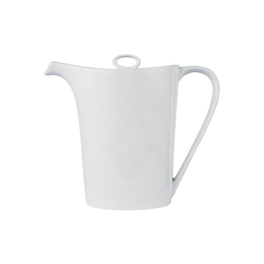 Ambience Coffee Pot Oval White 51.1cl (Pack Of 6) - Cater-Connect