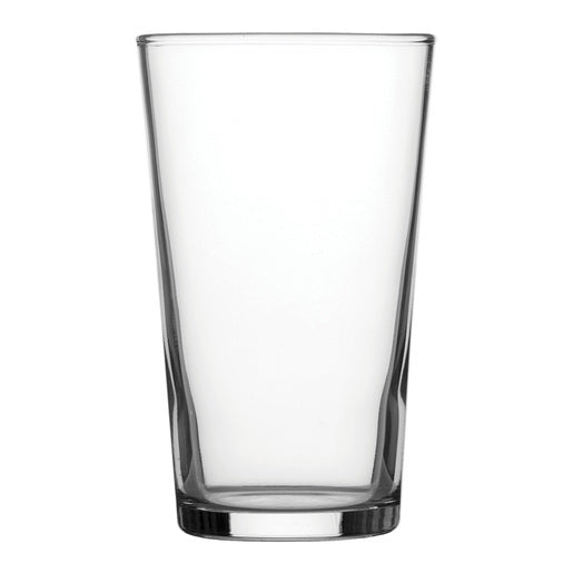 Conical Beer/Lager Glass 10 CE Stamped (Pack Of 48) - Cater-Connect