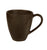 Rustico Black Ironstone Mug 45cl (Pack Of 6)