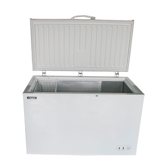 Blizzard CF450SS Chest Freezer with S/Steel Lid 450L