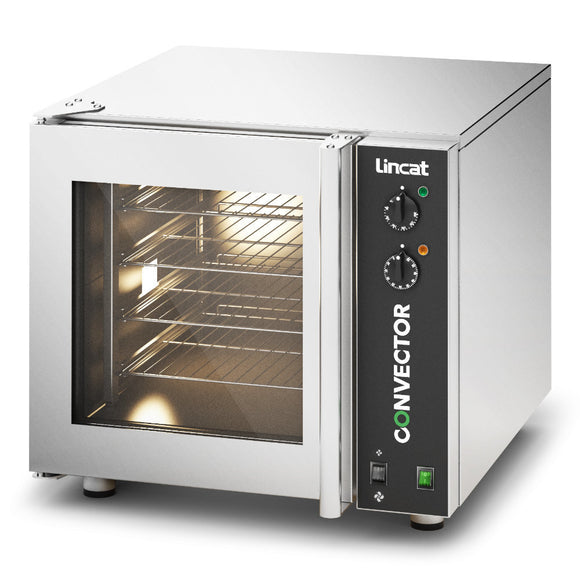 Lincat CO343M Convector Manual+ Electric Counter-Top Convection Oven 3.0 kW