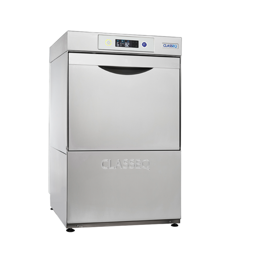 Classeq D400 Dishwasher with Gravity Drain - Cater-Connect