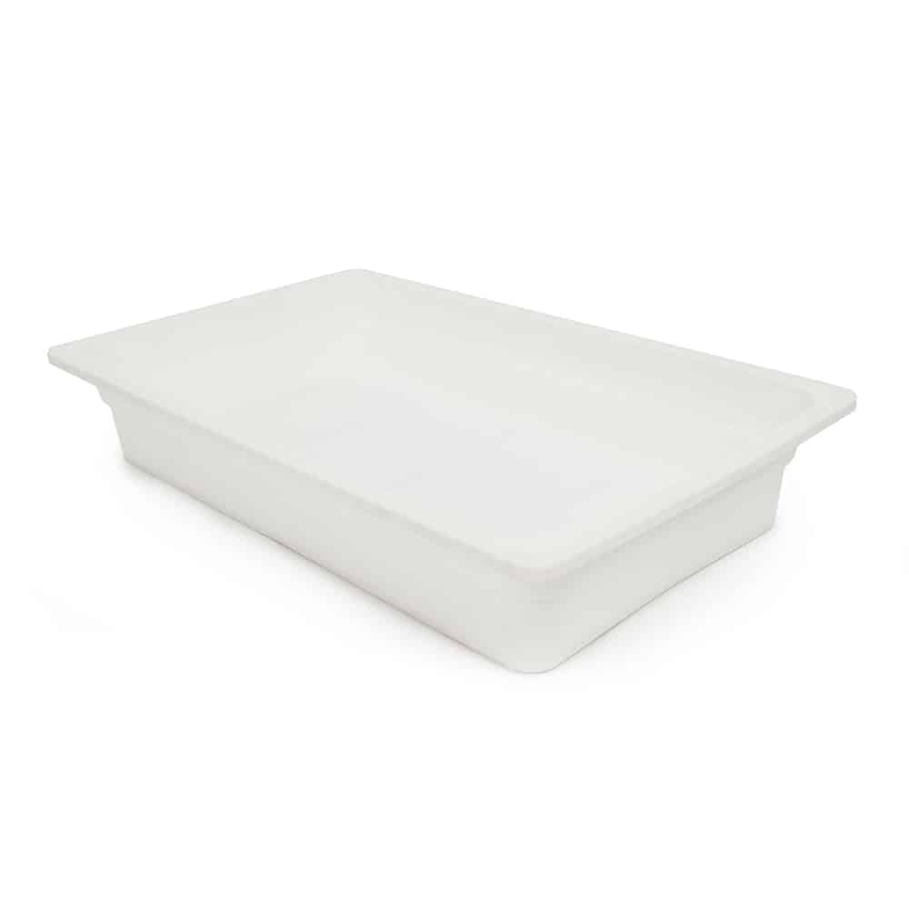 Flexepan Silicone GN1/1 In 100mm - White