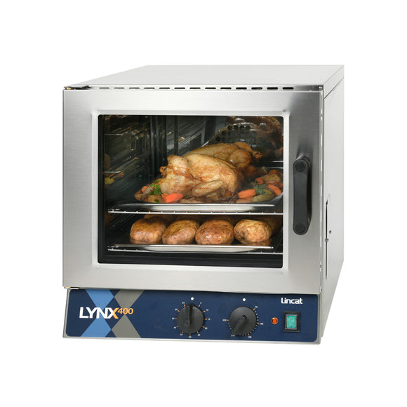 Lincat LCOT Lynx 400 Tall Convection Oven - 2.5 kW