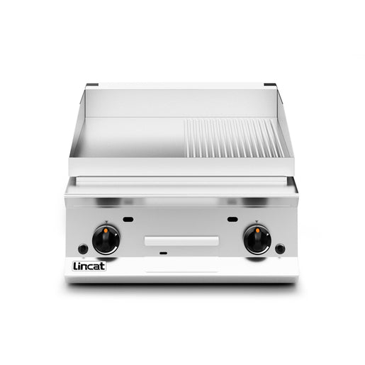 Lincat Opus 800 OG8201/R/P Propane Griddle Ribbed - Cater-Connect